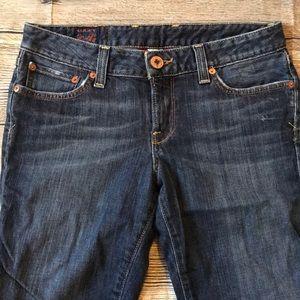 Lucky Brand Lola boot jeans Sz 10/30